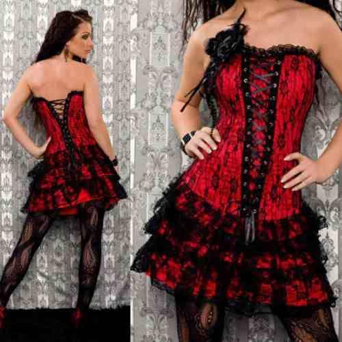 Vestidos Con Corsets Antiguos Buscar Con Google Imagenes