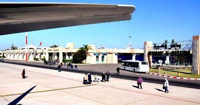 Visite à Agadir: Transfert l'aéroport Massira d'Agadir