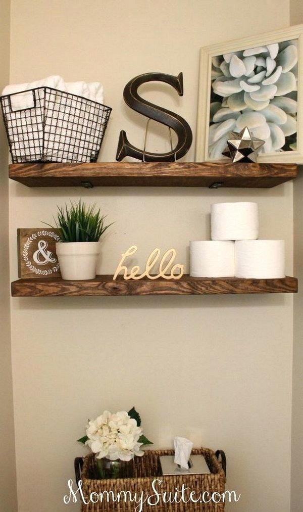 Fancy Bathroom Shelves Over Toilet Ideas Ilrations Unique Or 43