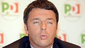 Risultati immagini per Renzi