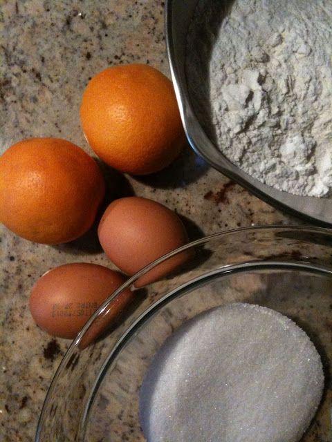 ⇒ Le nostre Bimby Ricette - Consigli per cucinare col Bimby: Con e Senza Bimby, Muffin all'Arancia