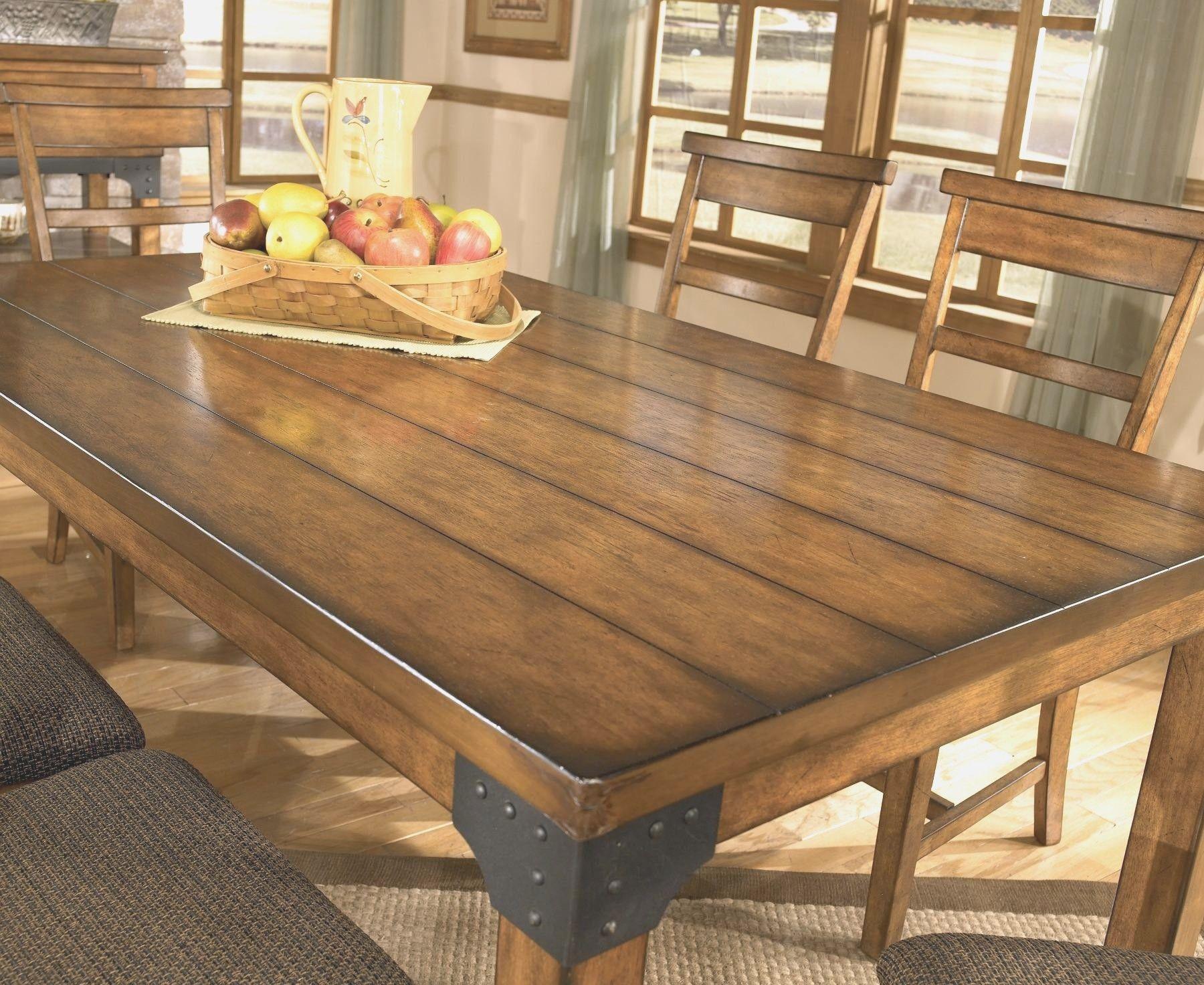 Build Your Own Kitchen Table Easy Diy Farmhouse Bench