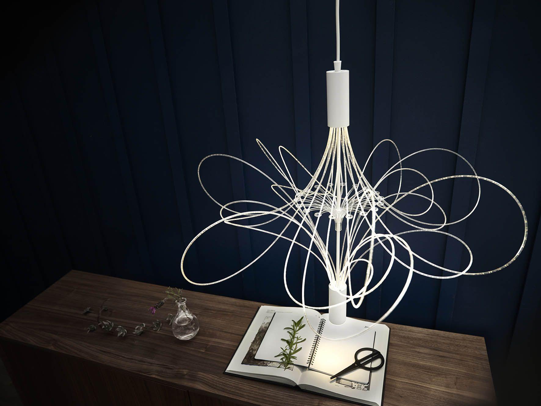 IKEA ALVSBYN LED hanglamp Moderne kroonluchter | Interieur door ...
