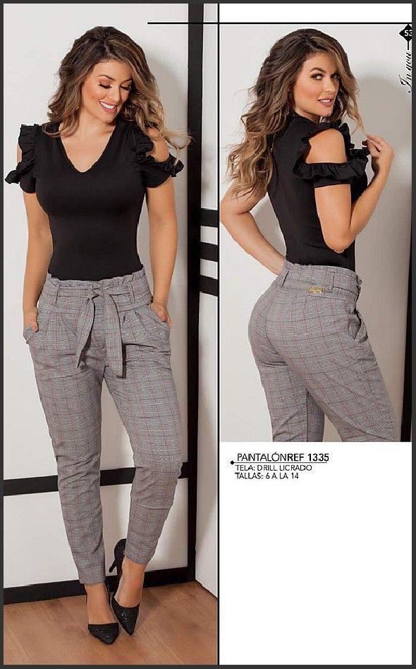 Jeans Colombianos. Me gustaría copiar el modelo, pues me