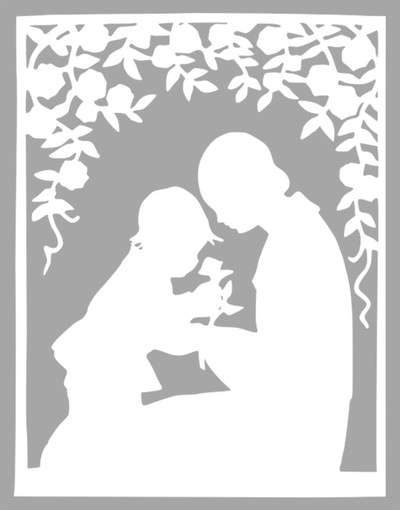 Baby free papercut templates google search paper for Paper cut out art templates