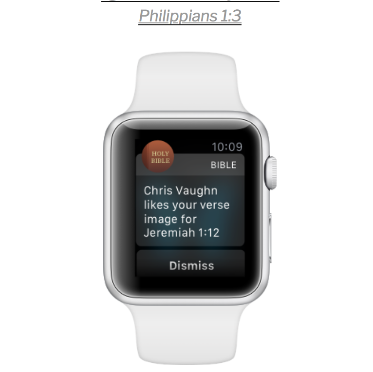 Why YouVersion is Bringing the Bible App to Apple Watch