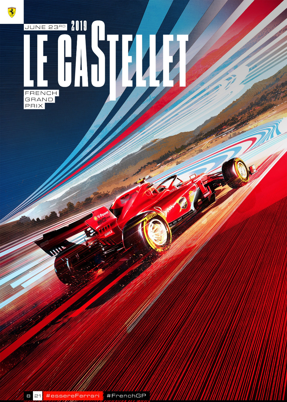 Scuderia Ferrari On Twitter Ferrari Poster F1 Poster Grand Prix Posters