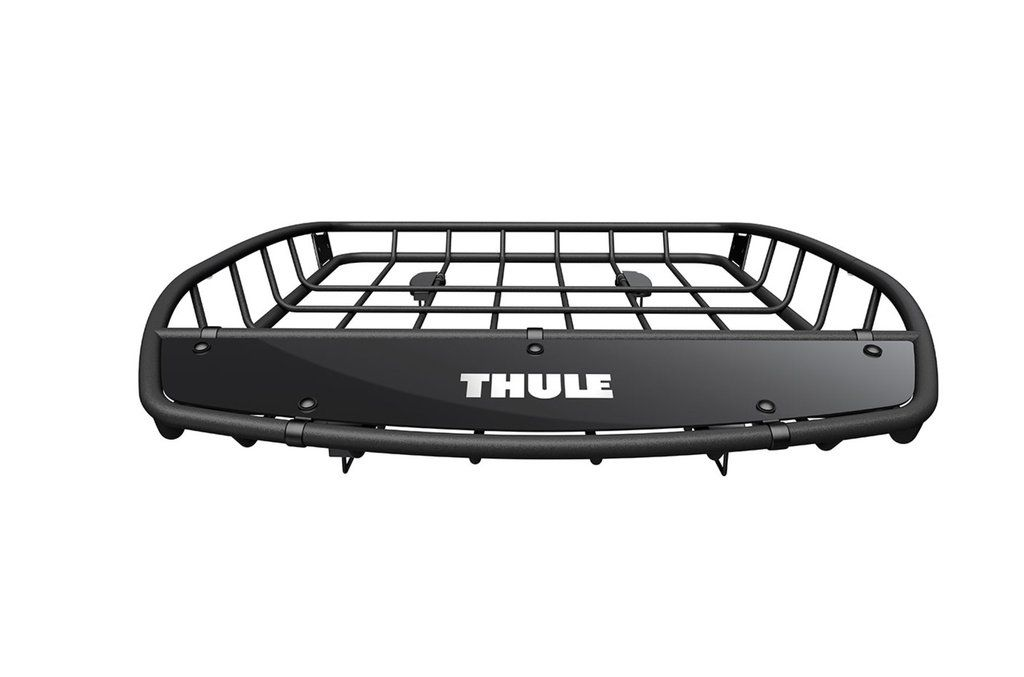 Thule Canyon Xt Roof Basket 859xt In 2020 Thule Roof Rack Roof Basket Roof Rack Basket