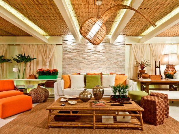 Mostra reúne tendências urbanas, de praia e de campo na decoração - Notícias - Casa GNT