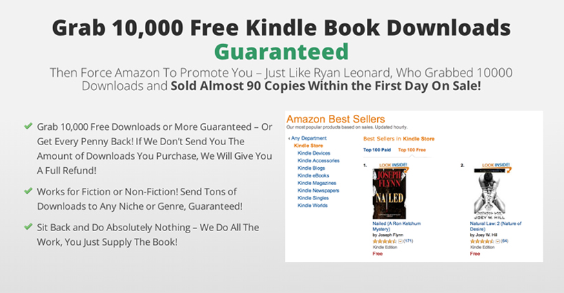 Free sales promotion download advertising and ebook