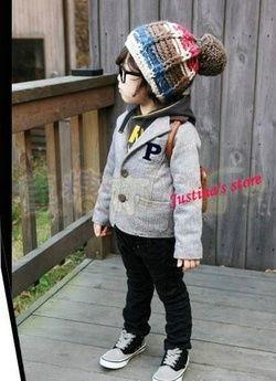 海外のストリートスナップ ファッションスナップ キッズファッション 子供 スタイル 男の子 服