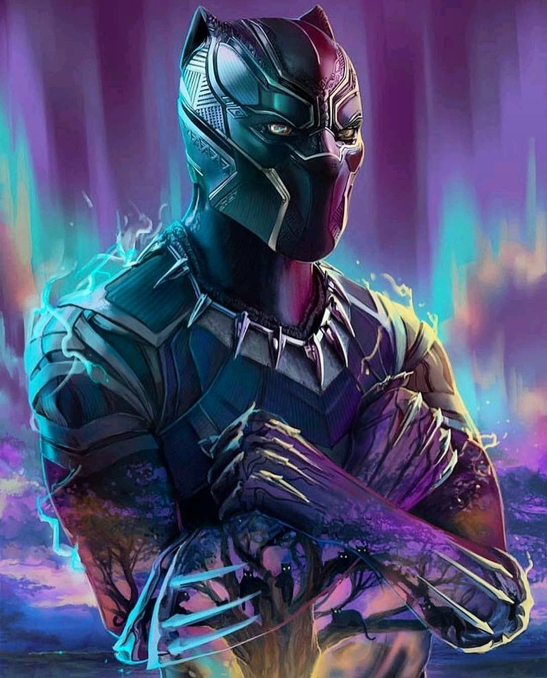 Blackpanther Wakanda Mcu Marvel Black Panther Marvel Black Panther Art Panther Art