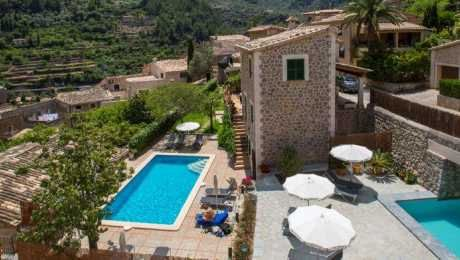 Swimming Pool Hotel D Es Puig Deia Majorca