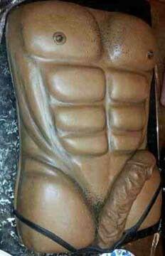 black dick cake