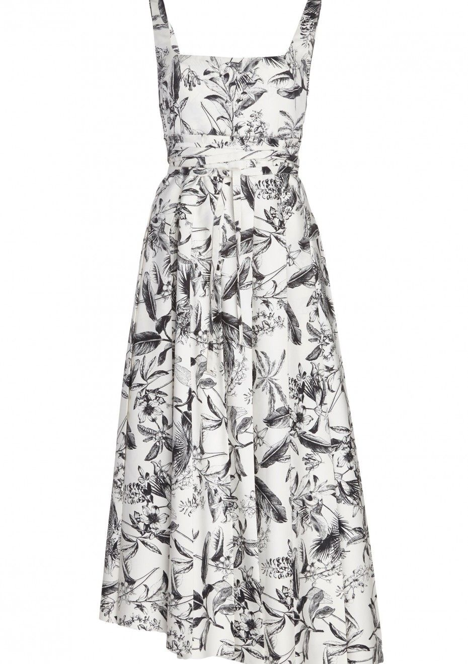 платье цветочный принт 2020 купить