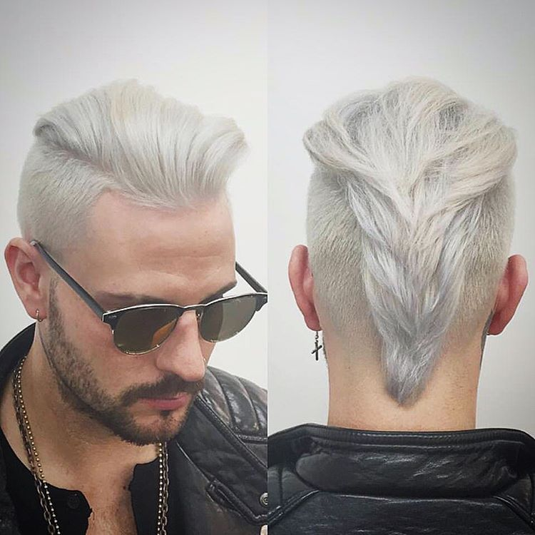 Pin By Macho Hairstyles On Trends: Awesome 30 Incredible Hair Color Ideas For Men