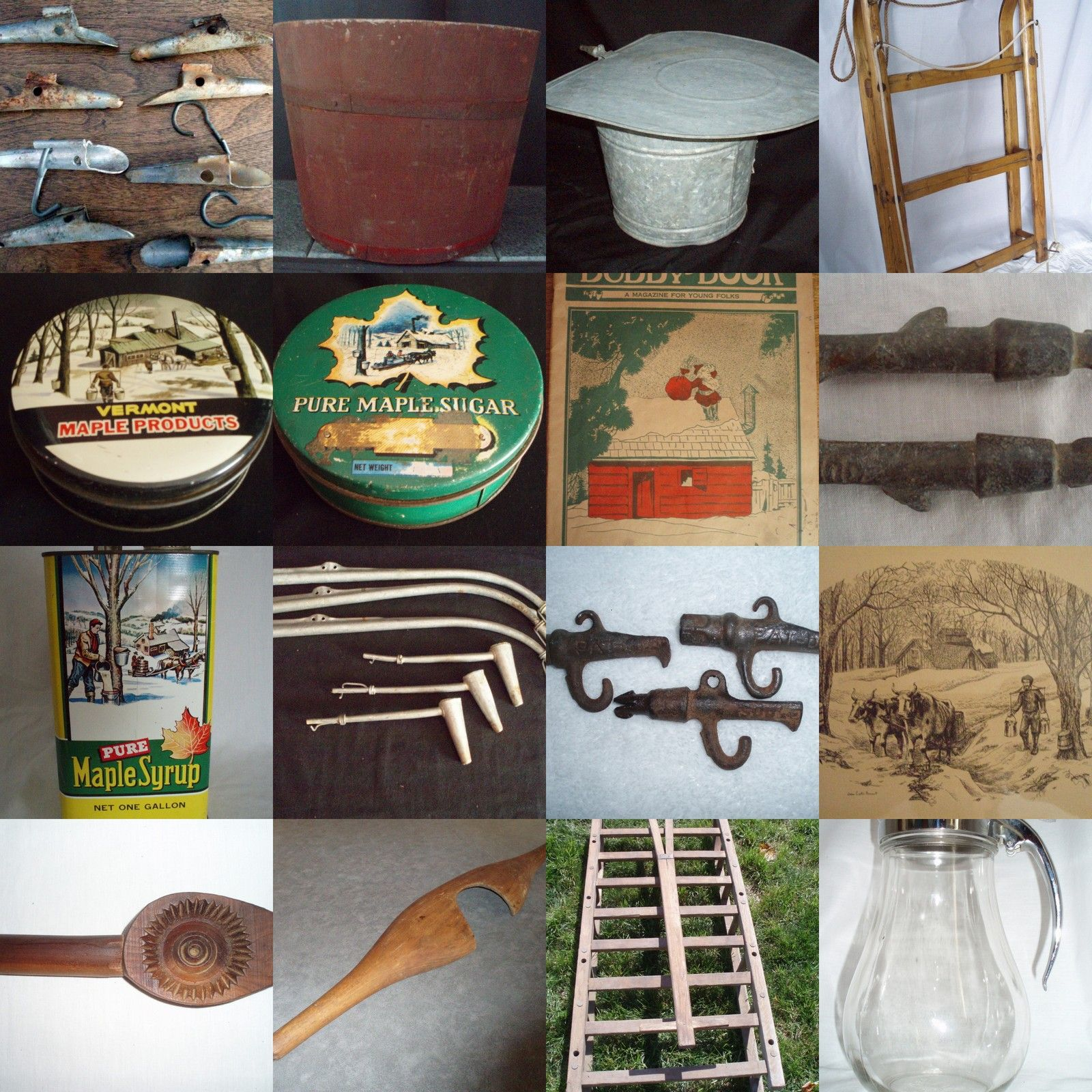Maple Sugar Season Items Available At Available @ Www
