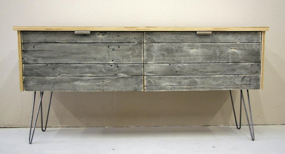 Ikea Metal Credenza : Workspace ikea expedit desk ghost chair credenza