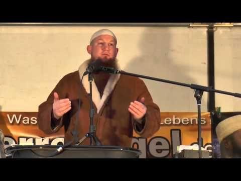 Pierre Vogel - Hey Professor! Ich fordere dich zu einer Islam Debatte heraus! - YouTube