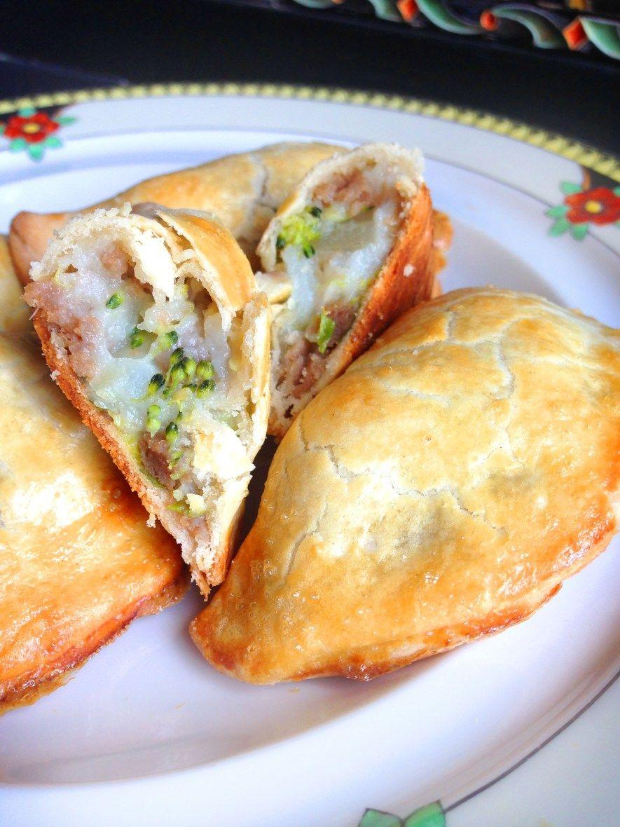 Beef and Vegetable (Shepherd's Pie) Empanadas – Vegan, Vegetarian or Not   #BeyondMeat
