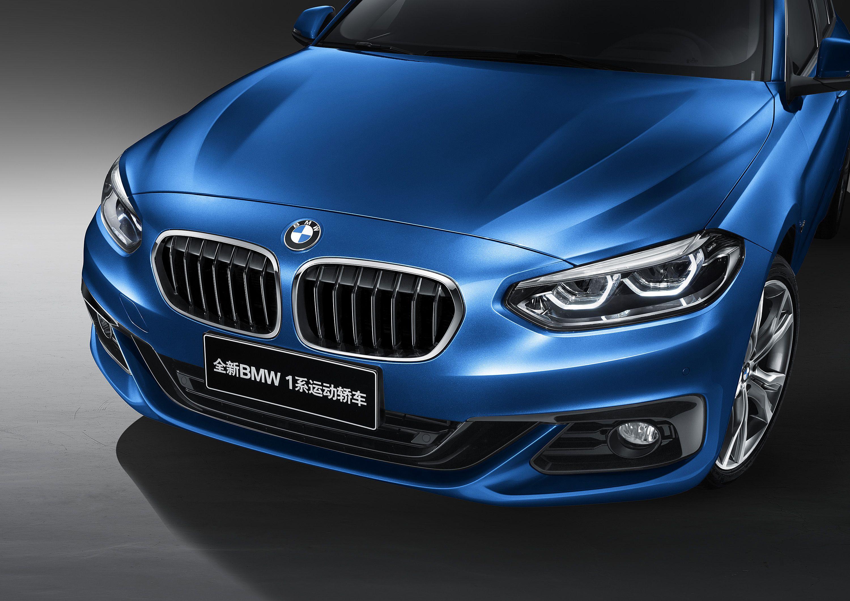 Bmw F52 1series Sedan Mperformance Xdrive Estorilblue