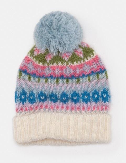 Fair Isle Hat | Womens street style fashion Autumn Winter 2017 ...