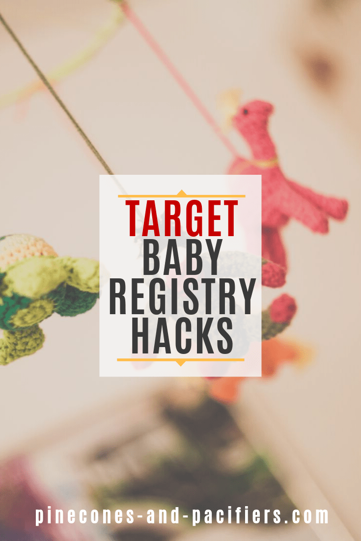My Experience With Target Baby Registry - 2018 | Target ...