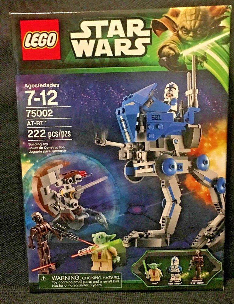 Clone Yoda 75002 At Star 501st Sealed Rt Walker Lego Trooper Wars kiOXZuP