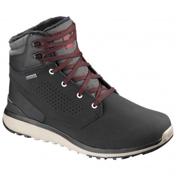 separation shoes d99bb bc926 Salomon Utility Winter CS WP - Winterschuhe Herren ...