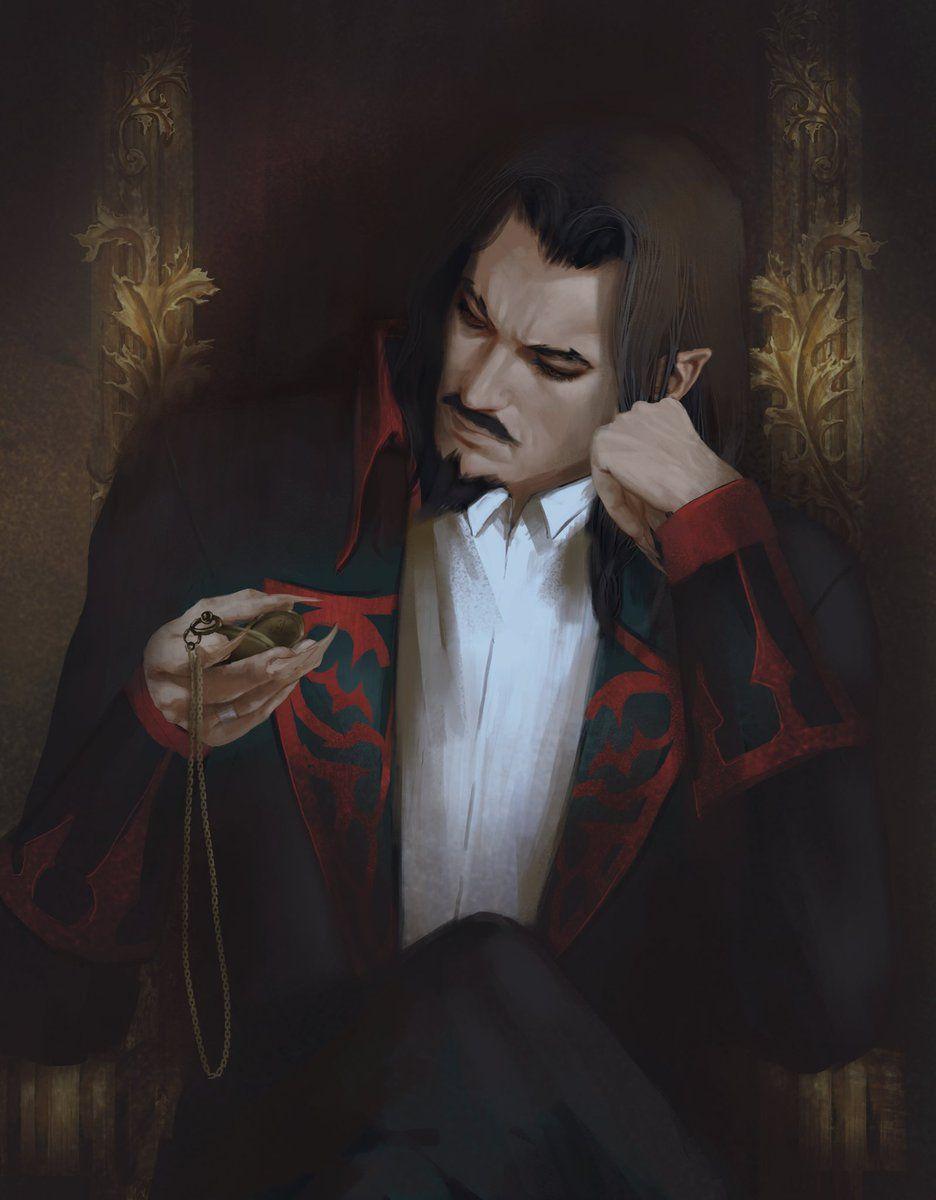 Atu آتو On Twitter Vampire Art Dracula Art Vampire