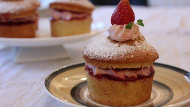 Mini torta Victoria | Victoria sponge