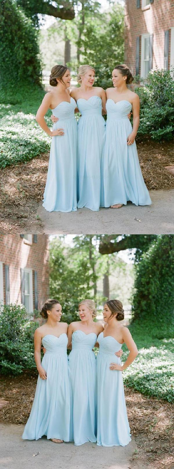 6c3c1aeffd Discount Fetching Light Blue Bridesmaid Dresses