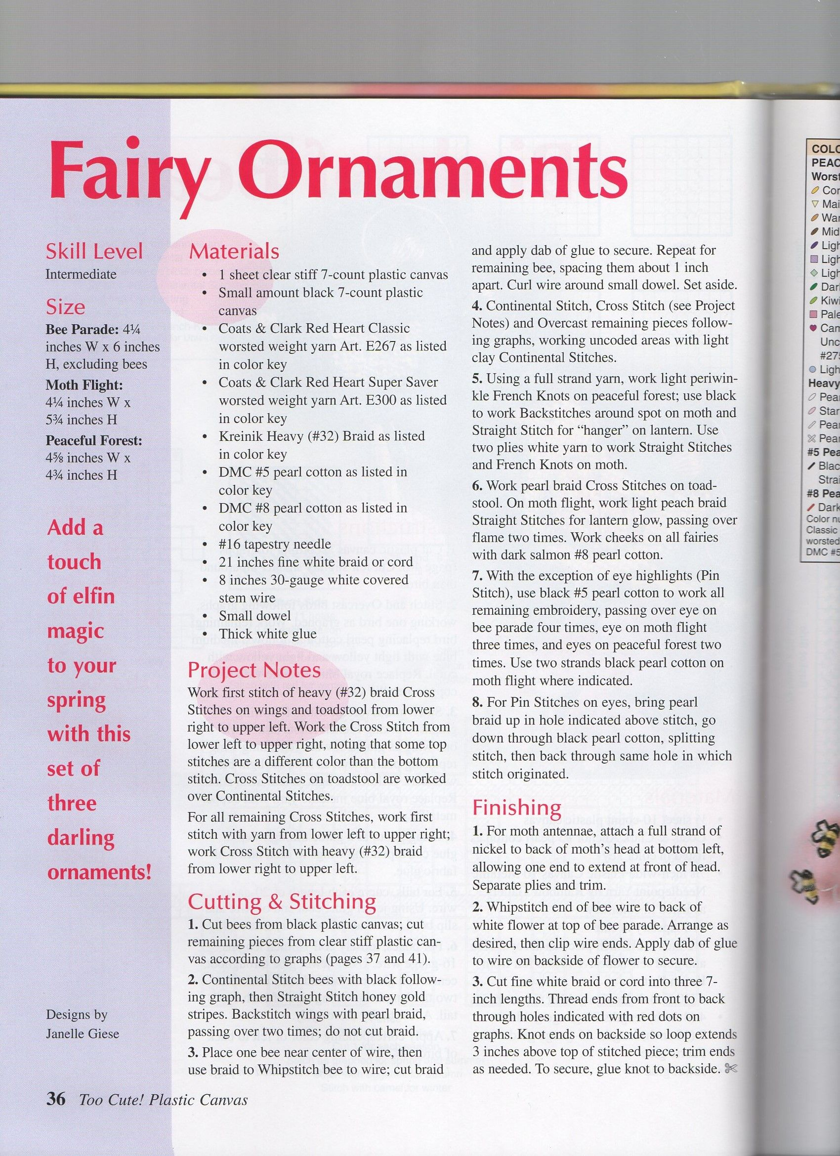 FAIRY ORNAMENTS 1