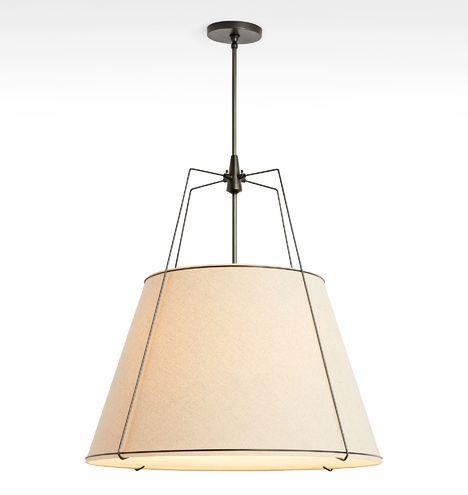 Conical 30 Drum Pendant Drum Pendant Lighting Cottage Dining Rooms Floor Lamp Table