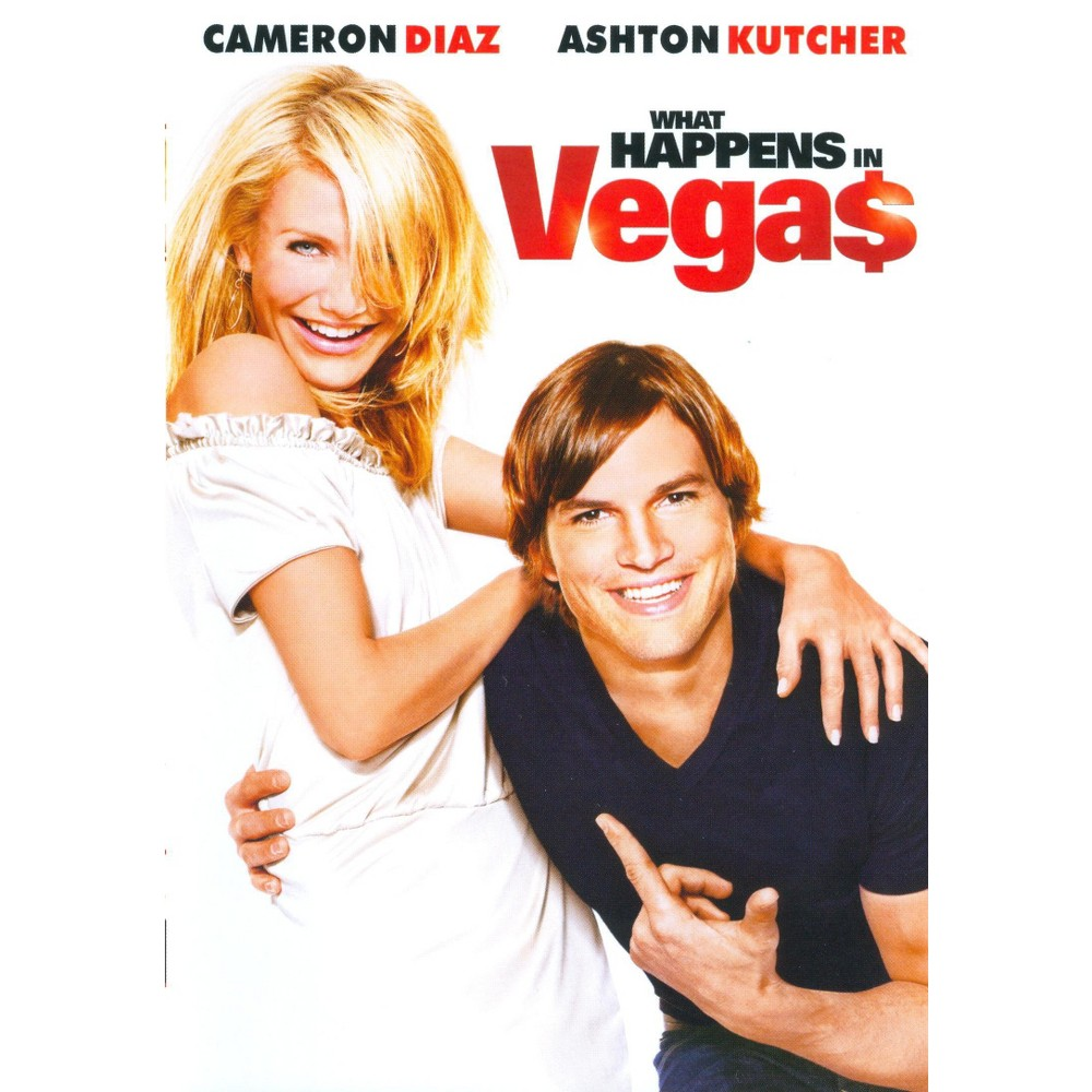 What Happens In Vegas Ws Dvd Video Romantic Movies Comedy