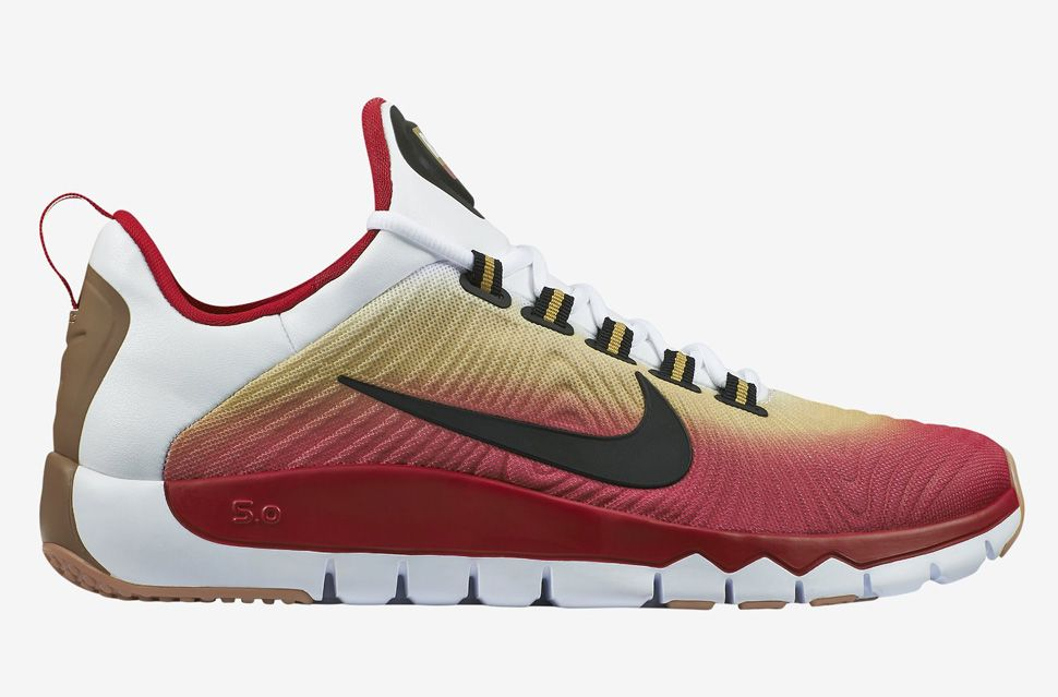 Nike Free Trainer 5.0 (2014) for Jerry Rice Spring summer  Spring summer