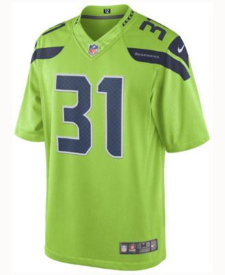 kam chancellor color rush jersey