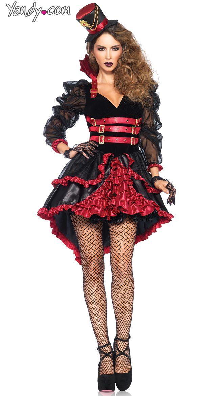 89ff4f0a25c Victorian Vamp Costume