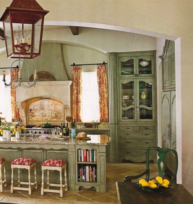 Photo of French Country Kitchen Décor – Decor Around The World
