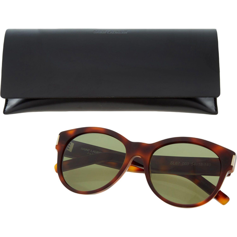 8501834e2e Tortoiseshell Round Sunglasses - Gold Label Accessories - Women s Gold  Label - Edits - TK Maxx