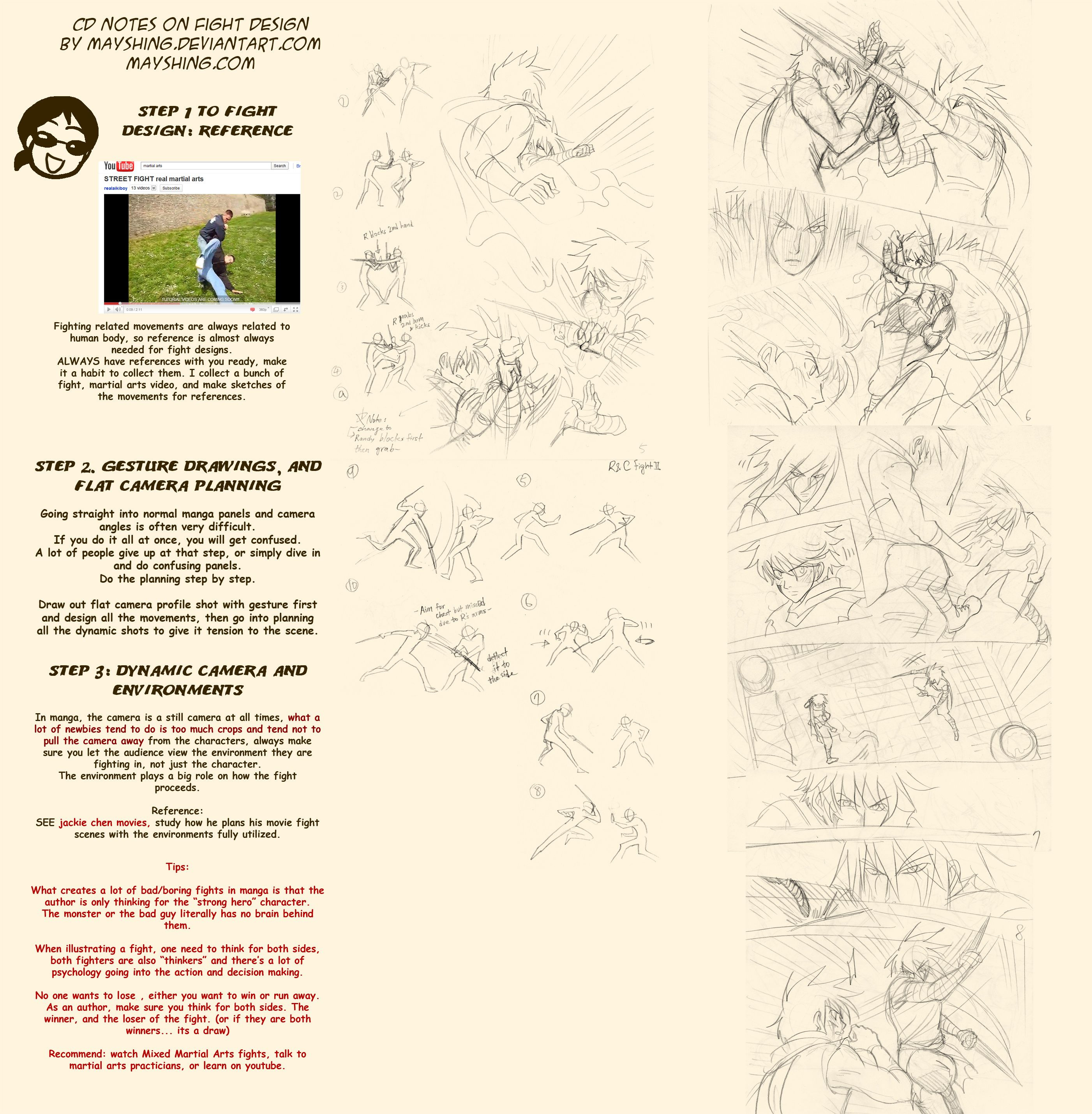 How To Draw Action Fight Scene Action Fight Anime Fight Drawings