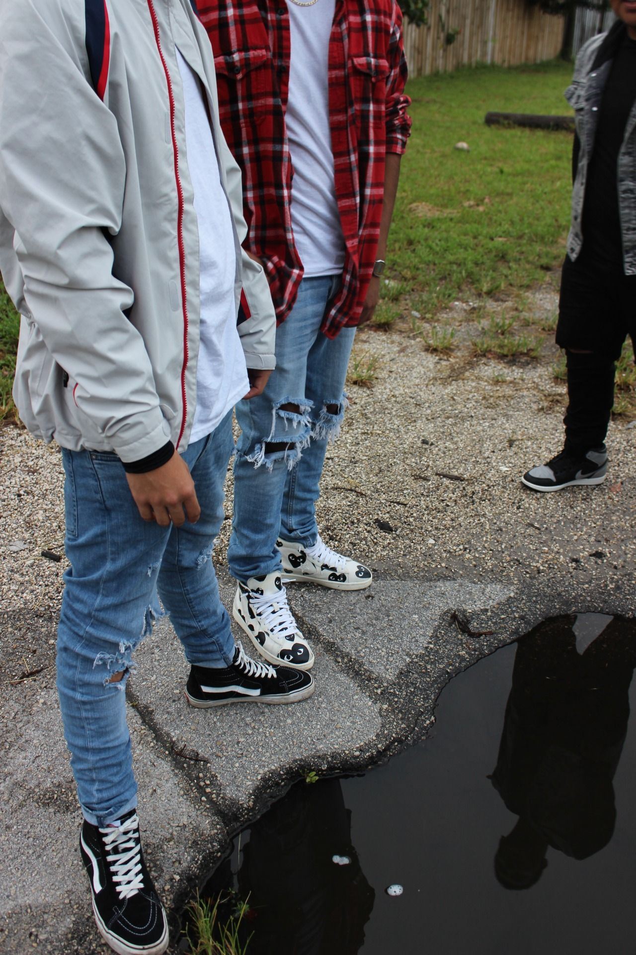 The Sk8 Hi in 2019 | Fashion, Vans outfit, Style