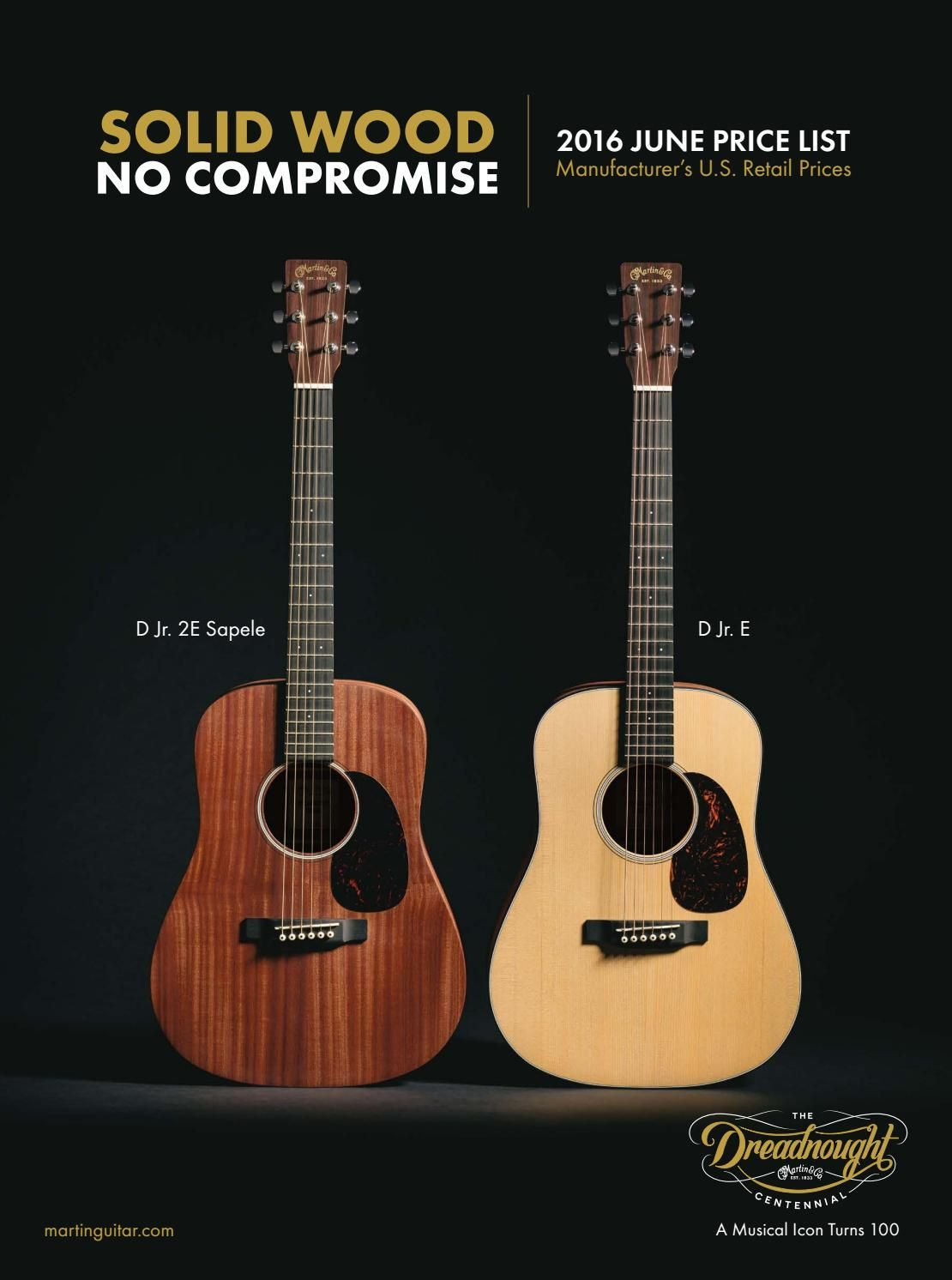 Martin Guitar 2016 Price List Guitar Martin Guitar Travel Quotes