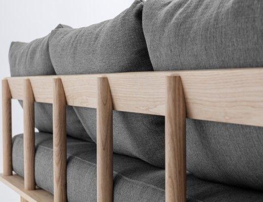 Flat Pack Sofa By Greycork