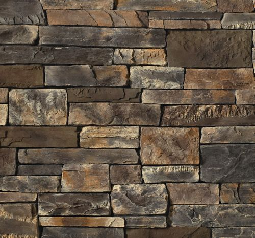 Cultured Stone Walls : Cultured stone introduces three new colors formerly
