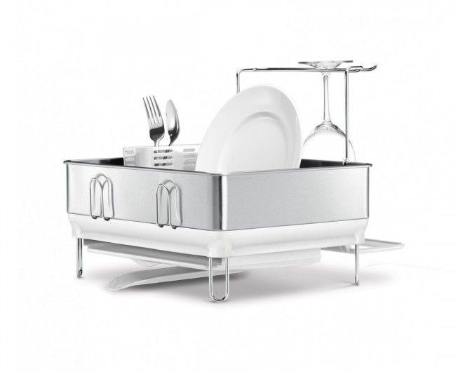 Best Compact Steel Frame Dishrack Kitchen Sink Accessories 640 x 480