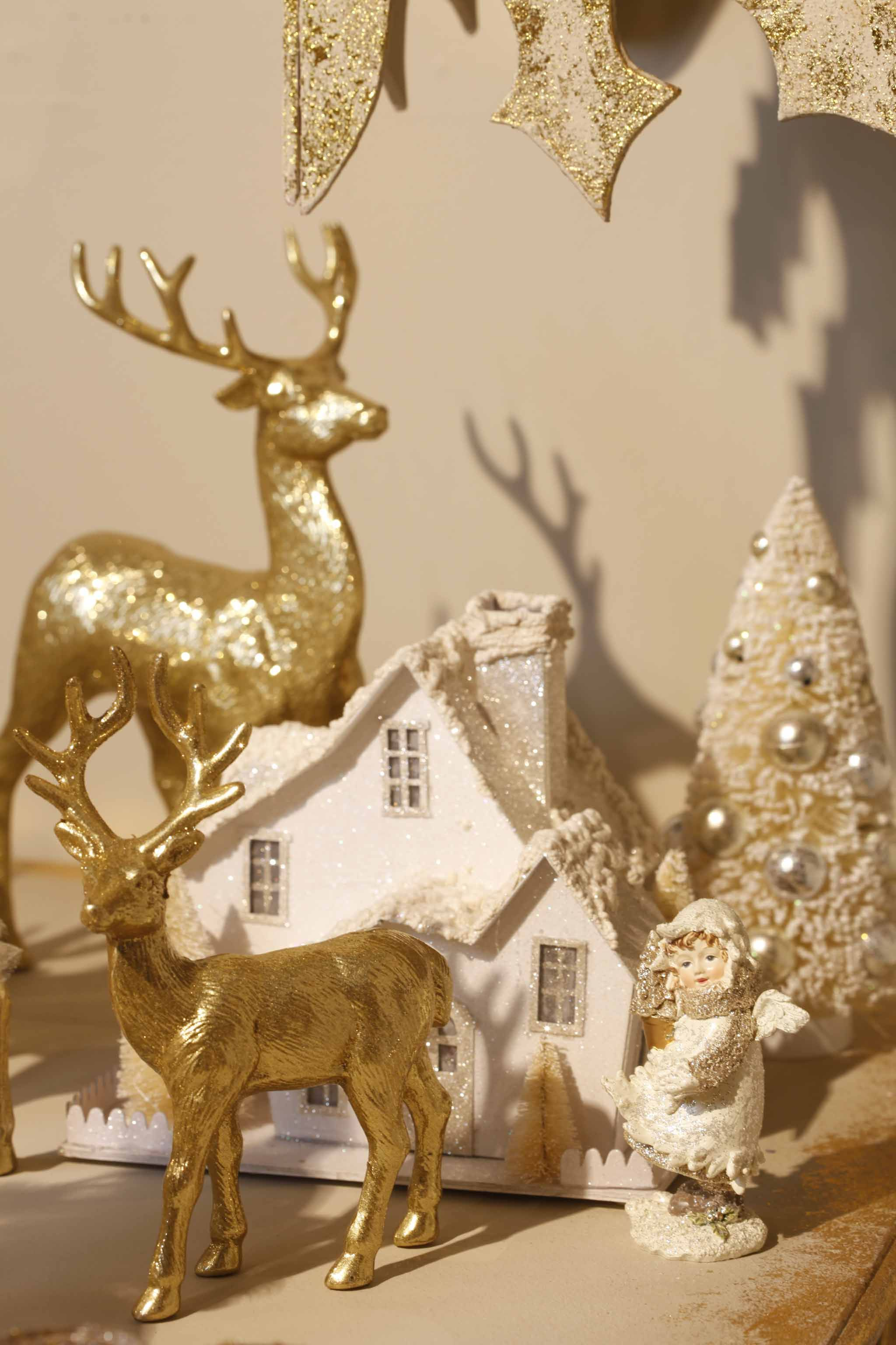 Goodwill Christmas Showroom 2014 Ivory & Gold Collection