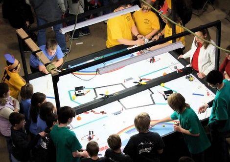 FIRST Lego League | Things i adore | Pinterest | Lego, Robotics ...