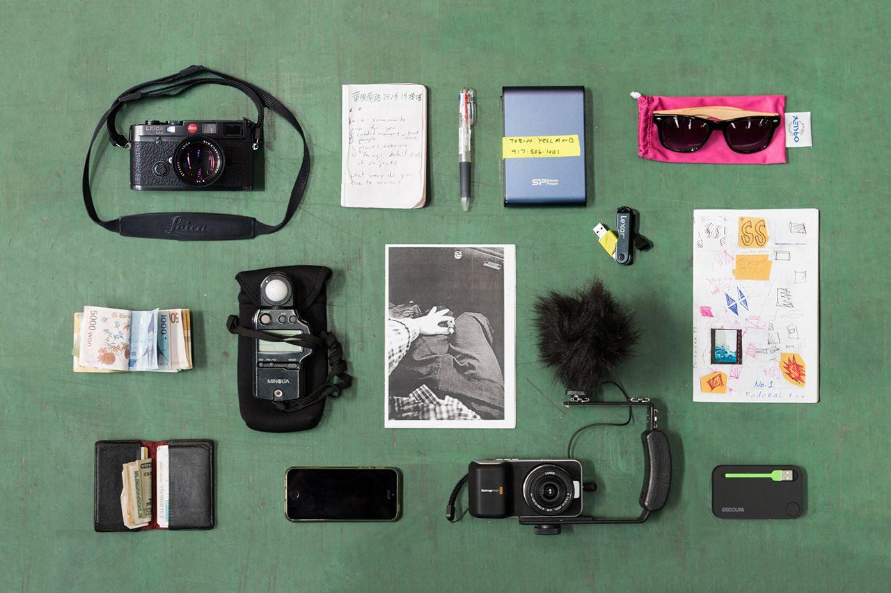 Image of Essentials: Tobin Yelland