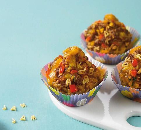 Hack-Muffins | Rezepte, Lebensmittel essen, Fingerfood